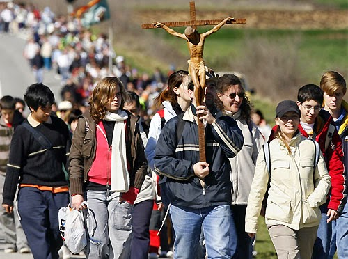 El Colegio del Puy marcha a Javier
